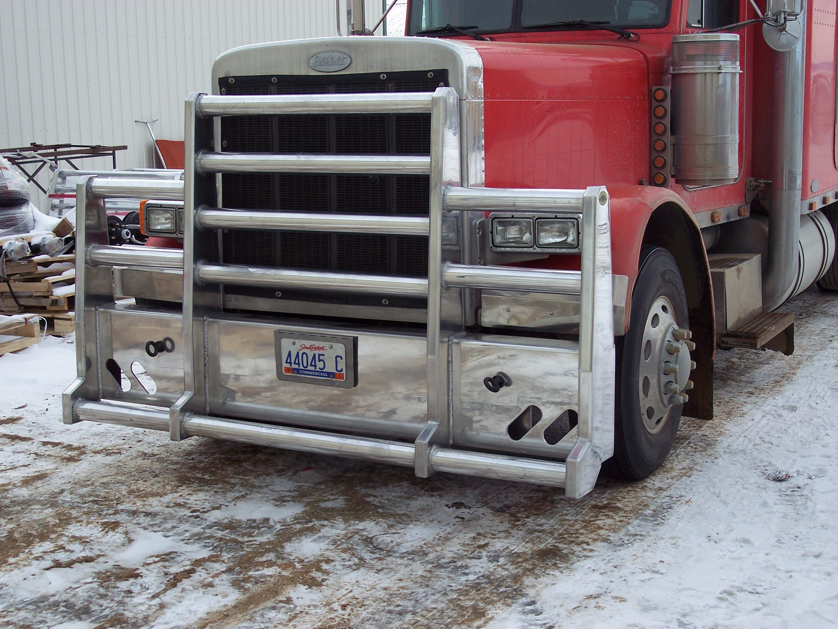Aluminum Bumpers Accessories And Aluminum Flatbeds